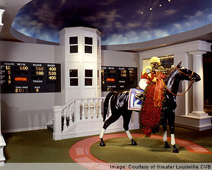 Kentucky Derby Museum - Kentucky Derby Winners - History ...