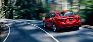 2014 Mazda3 highway - - Destination Mazda Vancouver