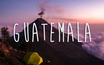 Tout savoir pour un voyage au Guatemala!