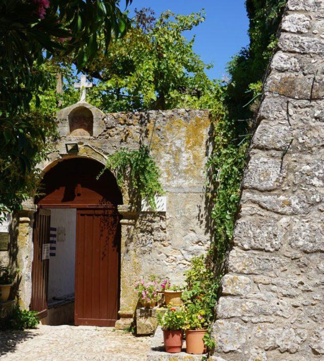 Anafonitria kloster, Zakynthos