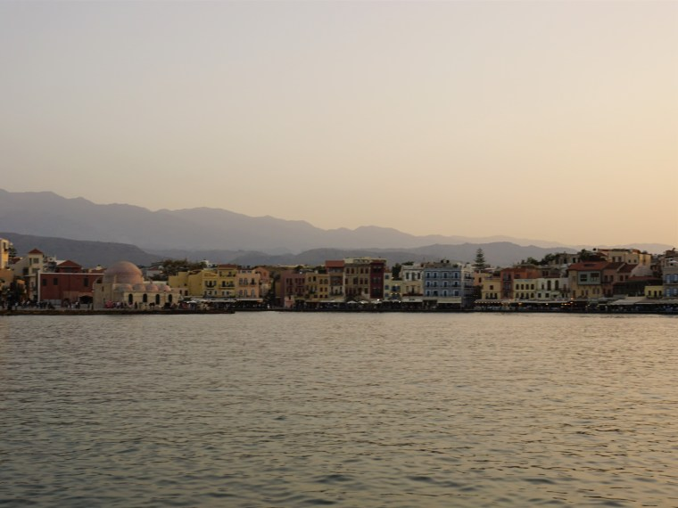Chania Harbor