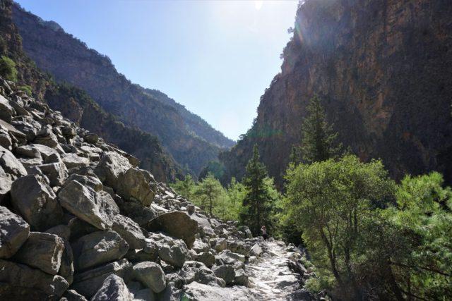 Samaria-kløften Kreta