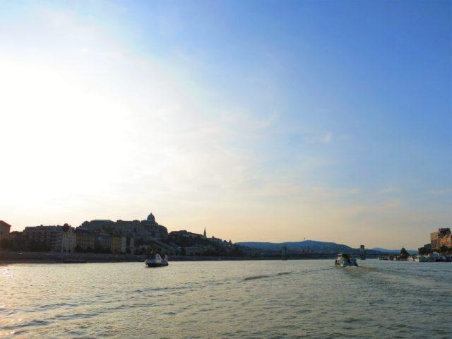 Sejltur på Donau Budapest