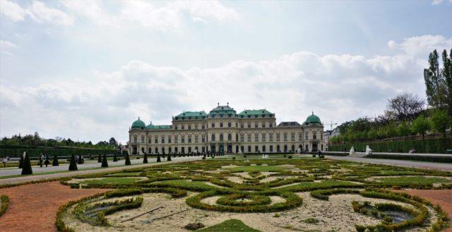 Belvedere Castle Vienna