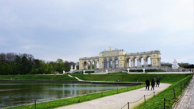 Schönbrunn Castle Vienna