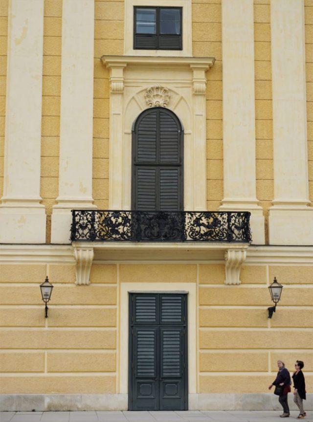 Schönbrunn slot Wien
