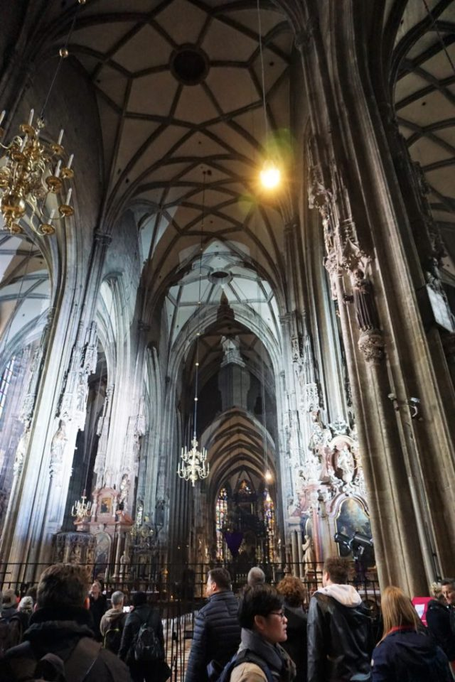 St. Stephan Cathedral Vienna