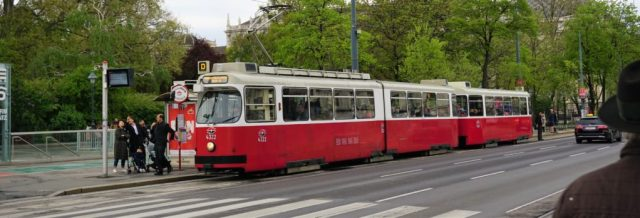 Sightseeing Wien