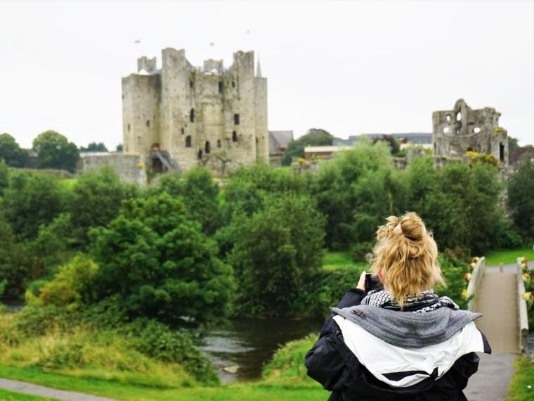 Trim Castle Slane rundrejse Irland