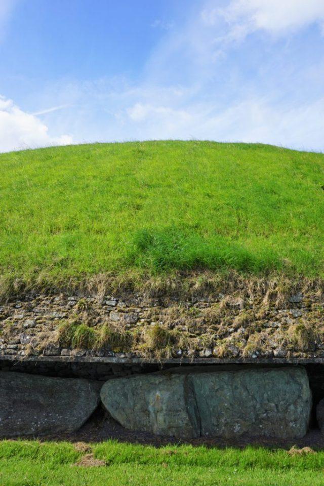Newgrange gravhøj Megalith Tomb Ireland