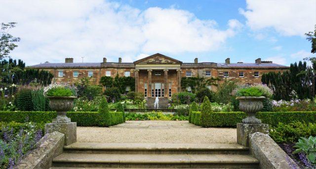 Hillsborough Castle Gardens rundrejse Nordirland