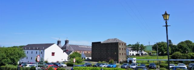 Bushmill Whiskey distilleri rundrejse Nordirland
