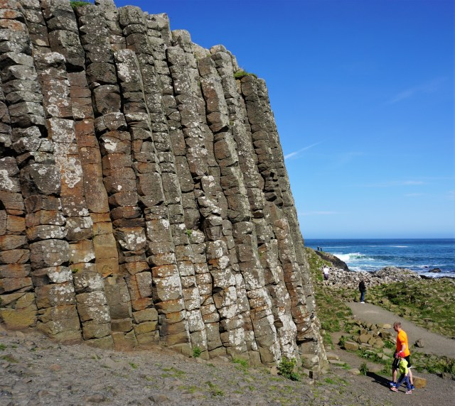 Giant's Causeway Nordirland natur