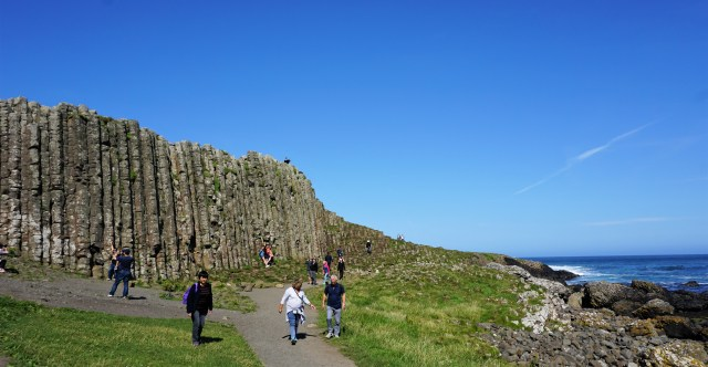 Giant's Causeway Northern Ireland Nature