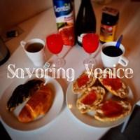 Savoring Venice