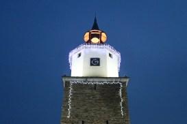 Часовниковата кула - коледна