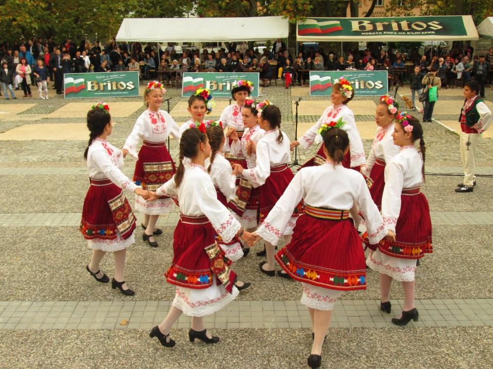Участие в концерта за празниците на Дряново през 2014 г.