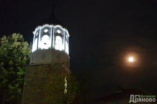 Нощна храм Въведение Богородично 1