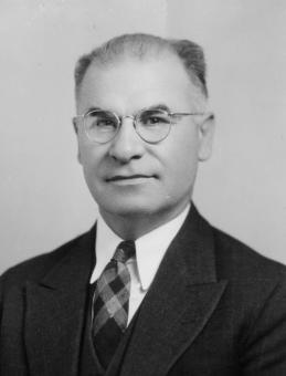 Рашко Герганов; Ypsilanti Historical Society