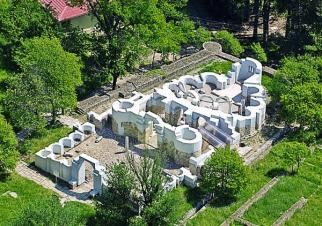 Кръглата църква в Преслав