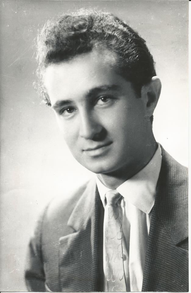 Месру Мехмедов - млад