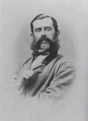 Феликс Каниц - портрет