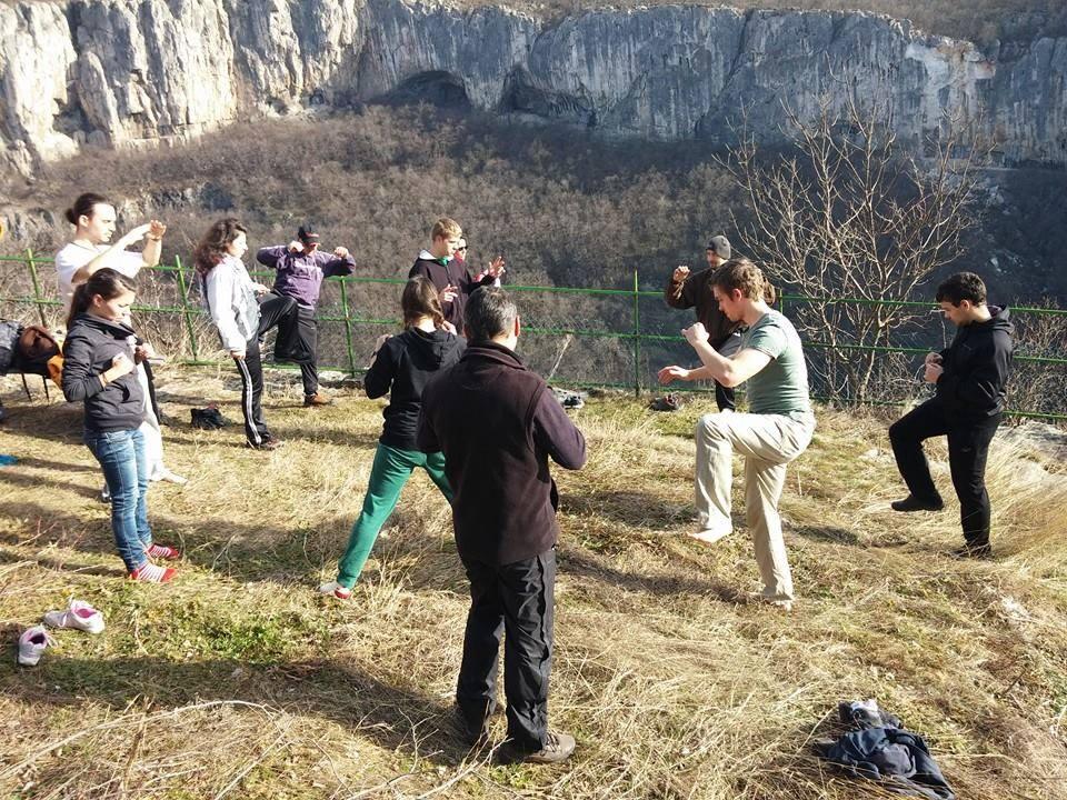 Тао клуб - разходка до Дряновския манастир 3