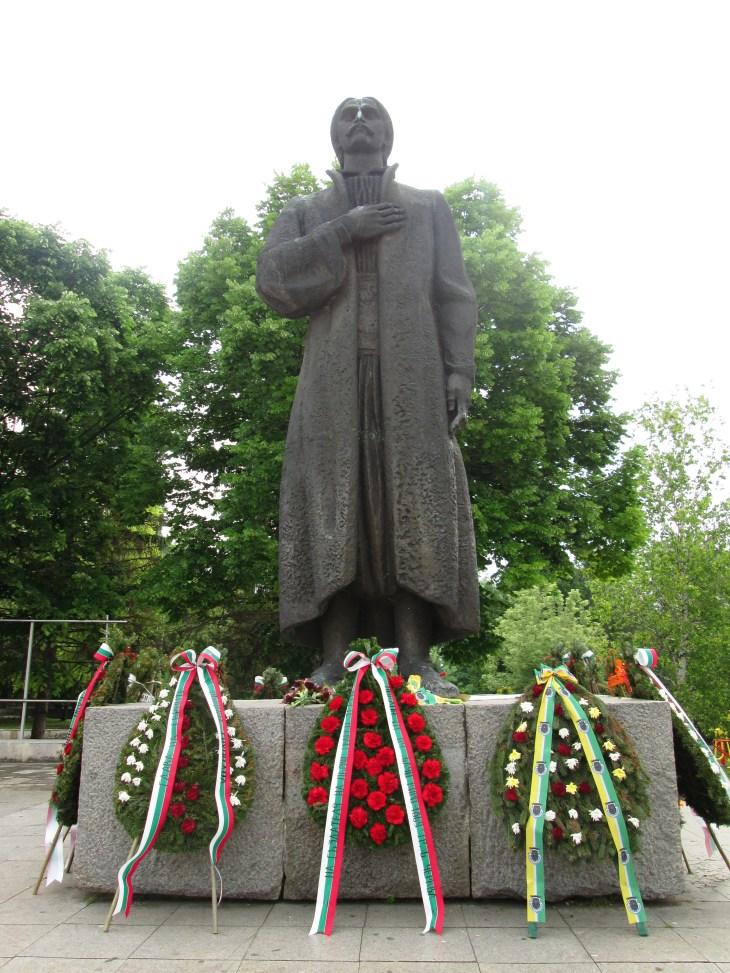 Паметник на Бачо Киро в Бяла черква