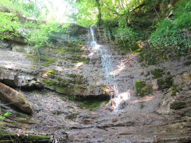 Първият водопад