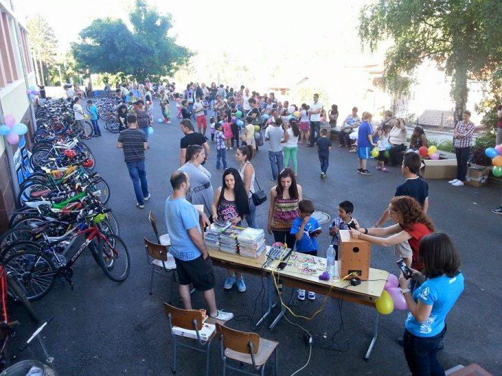 1 юни - велосипеди