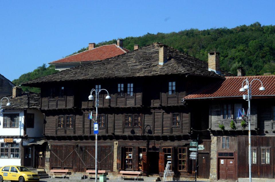 Лафчиева къща/Етнографски музей