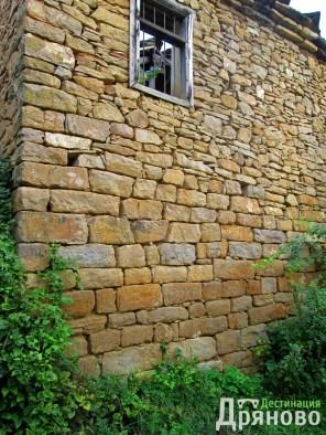Долни Драгойча - каменна къща