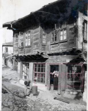 Къща на главната улица, 1928 г.