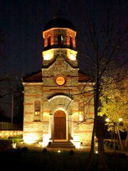 Храм в Геша - осветление 1