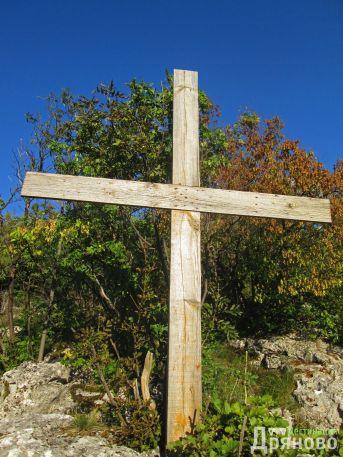 Дървеният кръст