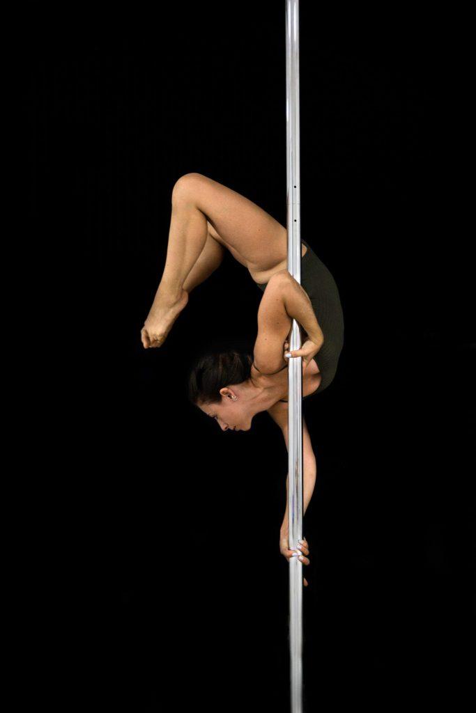Défi jour 20 : Las Vegas et la pole dance