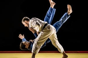 Défi jour 28 : Kobe et le judo