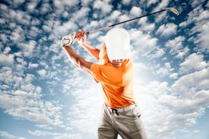 Défi jour 25 : l'Algarve et le golf