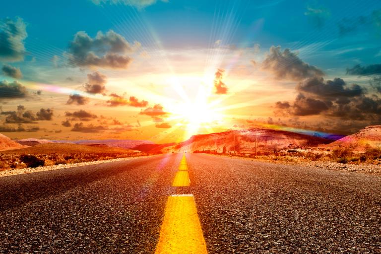 Pourquoi un road trip changera ta vision du monde… ( 1/3 )