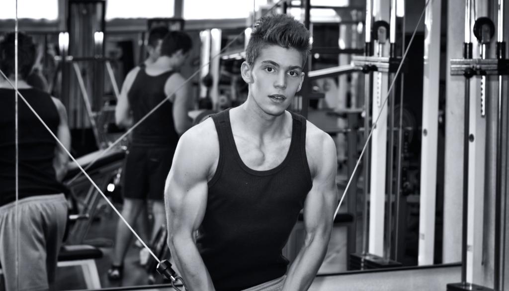 Les idées reçues dans le fitness #4 : la musculation stoppe la croissance