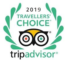 TripAdvisor Travellers Award 2019 Garden Route