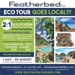 Destination Garden Route - Featherbed Eco Tour special Knysna