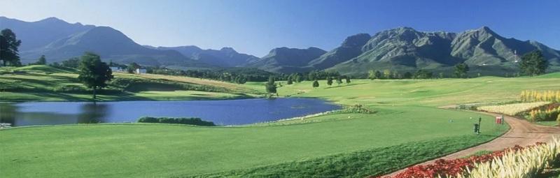Destination Garden Route - Links Fancourt No. 1 in South Africa
