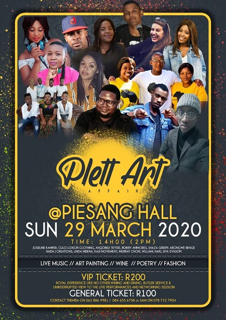 Destination Garden Route - Plett Art Affair