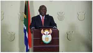 Destination Garden Route - Ramaphosa address COVID-19