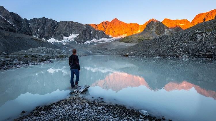 Lac d'Arsine, Parc National des Ecrins