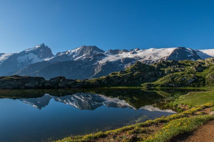 Lac Lérié, plateau d'Emparis ©T. Blais