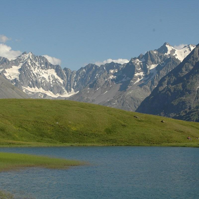 Lac du Pontet ©J. Selberg