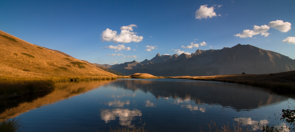 Lac gignoux Cervières