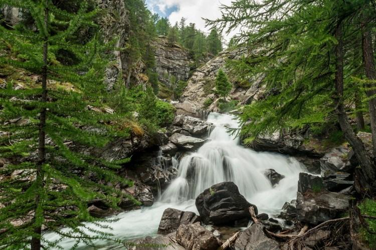 Cascade de Fontcouverte ©Sofiane Aziz